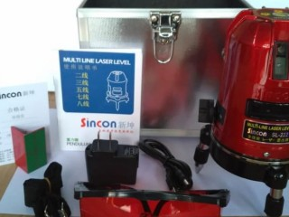 Cross Line Laser Level Sincon SL-222 | 4V1H | Murah disini