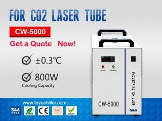 Pendingin air kecil CW-5000