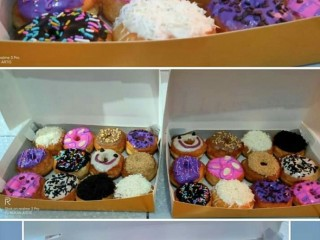 Delicious Donuts Murah Isi 12 Pcs