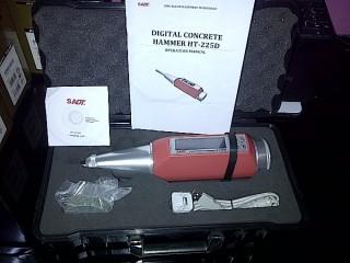 Jual Concrete Hammer Test SADT HT225D (Digital)#081289854242