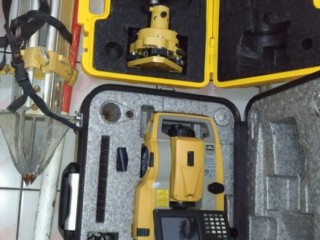 "Jual Total Station TOPCON GM-55 5""#081289854242"
