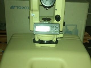 Jual Digital Theodolite TOPCON DT-205L#081289854242