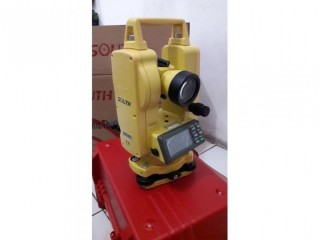 Jual Theodolite Digital South Et02 Accuracy 2 Detik || 087783989463