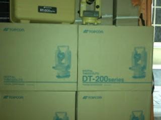 Jual Digital Theodolite Topcon DT-205L Leser/081807997046