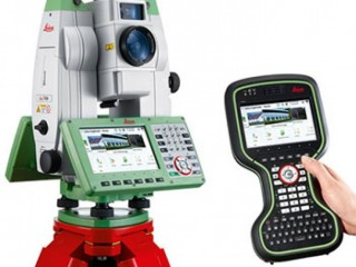 COD'an Jual Total Station Leica Vica TS16 Reflectorles Call:087783989463