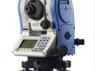 JUal Total Station Spectra Focus 6 Plus ( 2 Detik ) Call:087783989463