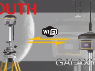 Jual GPS Geodetik SOUTH GALAXY G6 RTK, GNNS, Receiver, Base -082119696710