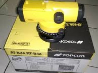 Jual lengkap Set Automatic Level Waterpass Topcon AT-B3A (( WA.082112325856 ))
