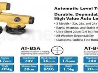 Jual Waterpass / Automatic Level / Auto Level Topcon ATB2, Topcon AT-B2, Topcon ATB-2