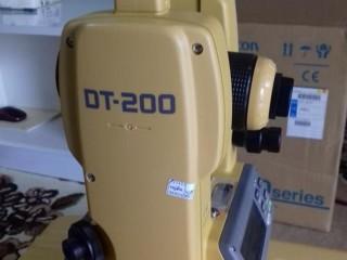 Jual Digital Theodolite Topcon DT-209 Tlp.081380673290