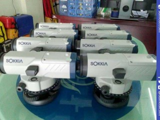 (JUAL) Automatic Level sOKKIA B-40A Lengkap