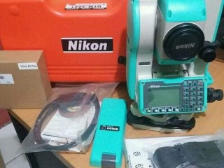 Jual Total_station Nikon NPL 322 ( Lima Plus ) /. 081958186914