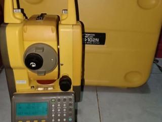 Harga Termurah Total Station Topcon GTS-102N call 081297162990