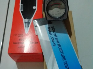 Jual Takemura DM-15 Soil pH and Moisture Tester Takemura DM-15 081294376475