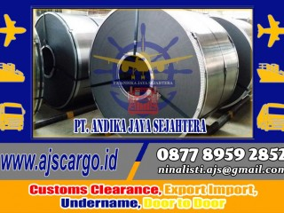 Jasa Customs Clearance Profesional Ternama