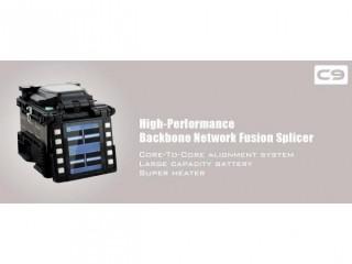 "HARGA SPLICER ""COMWAY"" - Fusion Splicer Comway C9 3thn Garansi"