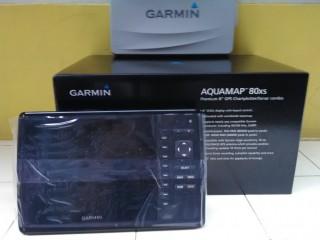 Jual ALL AQUAMAP 80xs/100xs Gps Garmin Aquamap 80Xs & Aquamap 100Xs