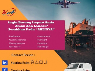 Jasa Import Alkes | Jasa Import Tembaga & Jasa Import Borongan