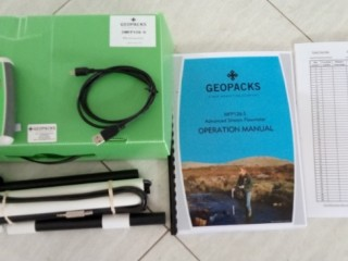 Jual Geopack Advanced Flowmeter / Flow / Current / Meter / Flowatch FL-03 0812 9595 8196