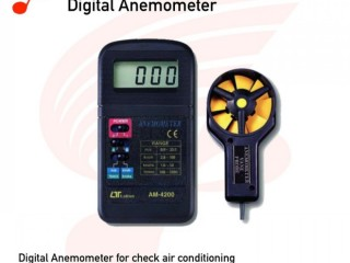 Anemometer Lutron AM-4200 Hub :082124100046