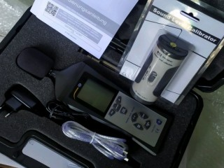 Jual Sound level Meter PcE 322A - alat Instrument hub 082213743331
