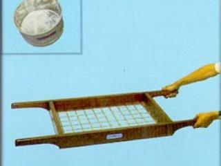 JUAL Wooden Sieve (item code : RA-400) // INFO HARGA HUB 082124100046