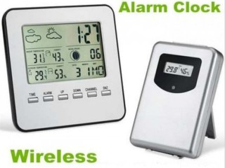 JUAL Wireless Weather Station VHC || HUB 082124100046
