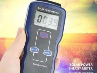 JUAL Solar Power Meter SM206 // HARGA HUB 082124100046