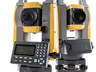 Jual Total Station Topcon GM 55