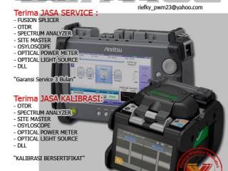 Jasa Service SPLICER dan OTDR Harga Murah || Hasil Terbaik