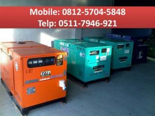 0812-5704-5848 Sewa Genset Tapin,Rental Generator Kalimantan Selatan