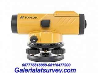 Kalibrasi Automatic Level Topcon AT-B4A Call 087775616868