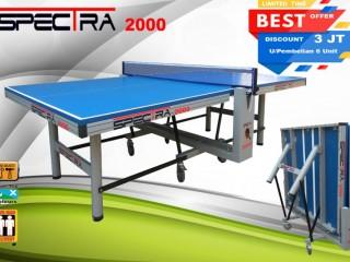 Tenis meja pingpong merk SPECTRA 2000