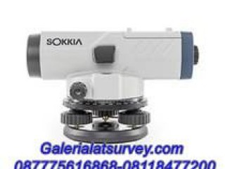 JUAL AUTOMATIC LEVEL SOKKIA B-40A CALL 087775616868
