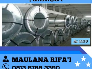 Jasa Import Coil Plat | dmsimport