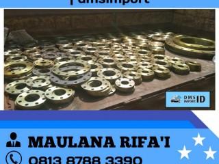 Jasa Import Flange | dmsimport