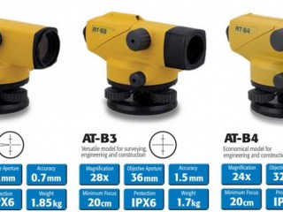 Jual Automatic Level Topcon AT-B2 / AT-B3 /AT-B4A Call.08118477200