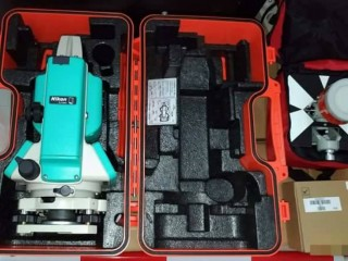 Surveyindo-Shop Jual Total Station Nikon NPL-322+P (2 Display)