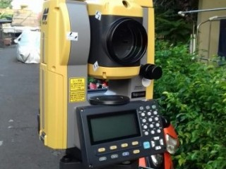 Tlp.0819=3248=2336 JUAL//Total station Topcon GM-105