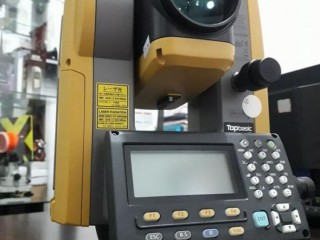 Yuk BELANJA # JUAL TOTAL STATION TOPCON GM-105 ACCURACY 5 SECOND 087783989463