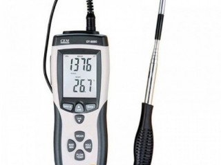 087880066636,JUAL THERMO METER ANRMOMETER CEM DT 8880