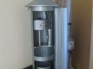 Jual-Ombrometer Hellman Otomatis / Alat Ukur Curah Hujan # Murah