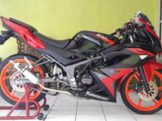 Ninja RR 150 Tahun 2013